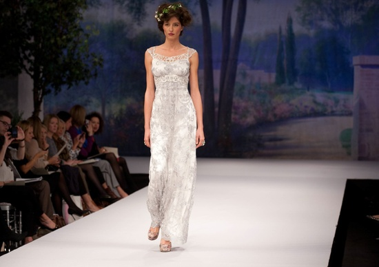 Claire Pettibone wedding dress, Fall 2012- 5