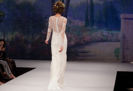Claire Pettibone wedding dress, Fall 2012- 4