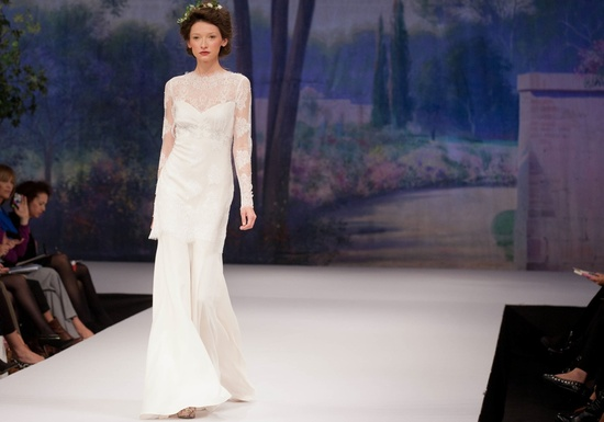 Claire Pettibone wedding dress, Fall 2012- 3