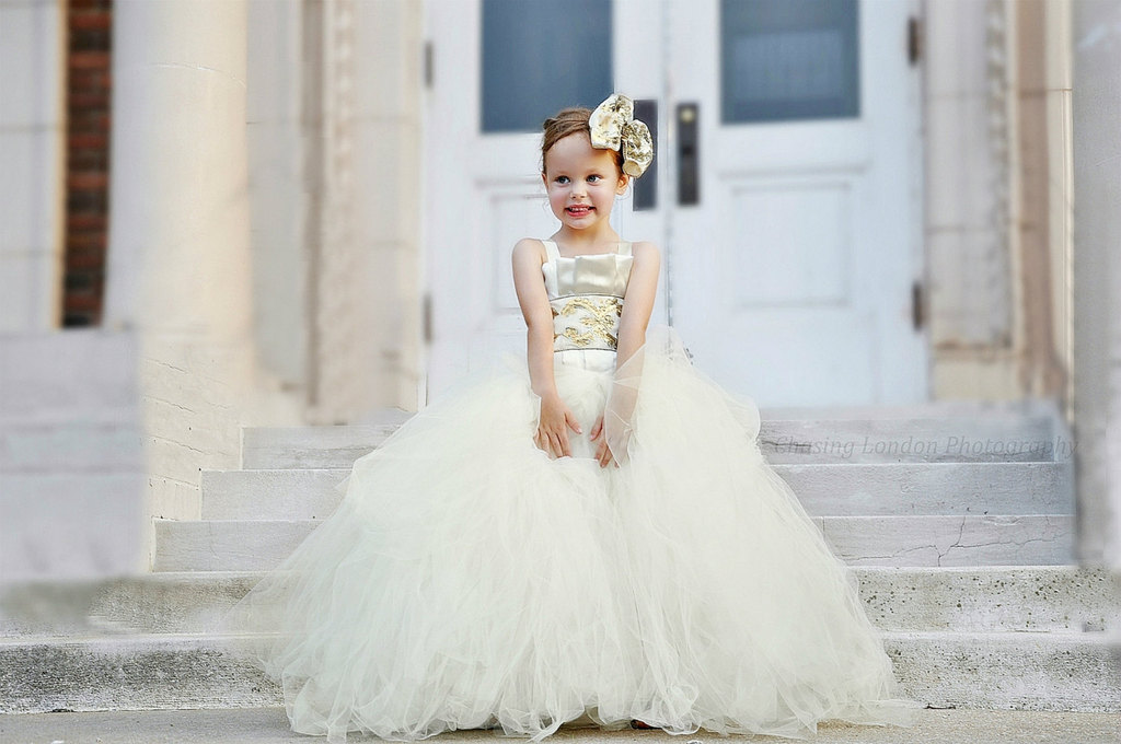 Ivory-and-gold-tulle-ball-gown-flower-girl-dress.full