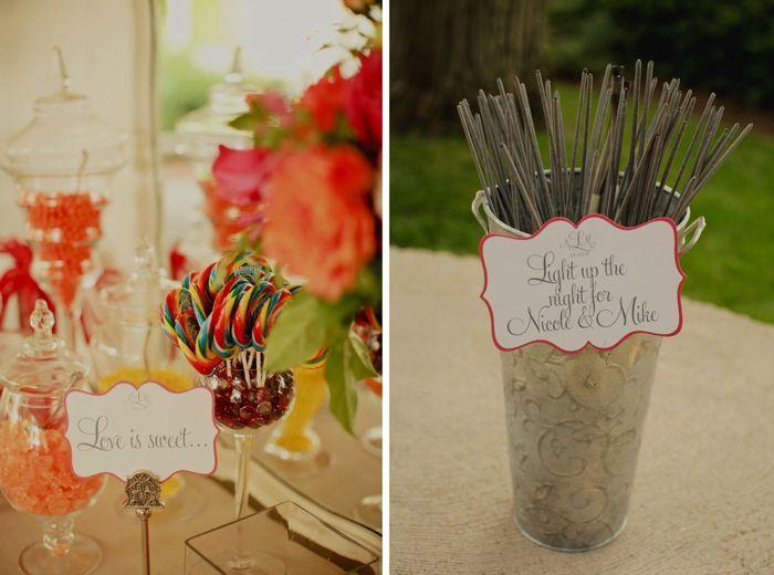 Elegant-real-wedding-colorful-wedding-reception-decor-dessert-table.full