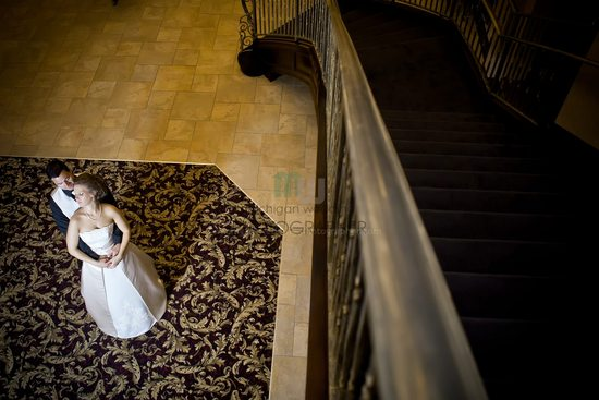 photo of Michigan Wedding Photographer