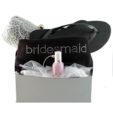 Bridesmaid Box1 white