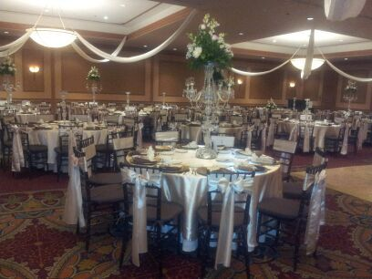 photo of Exceptional Essentials Plus Chiavari Chairs,Linen Rentals, and Decor