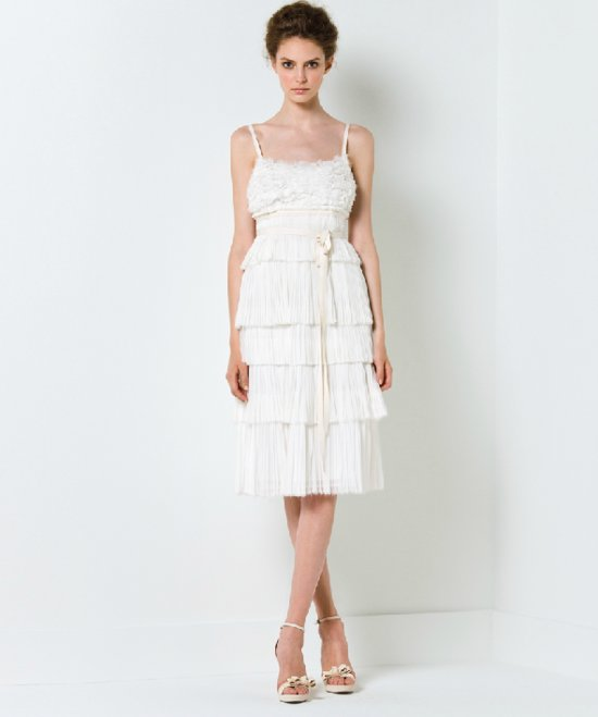 photo of Max Mara Goes Bridal with 2011 wedding collection