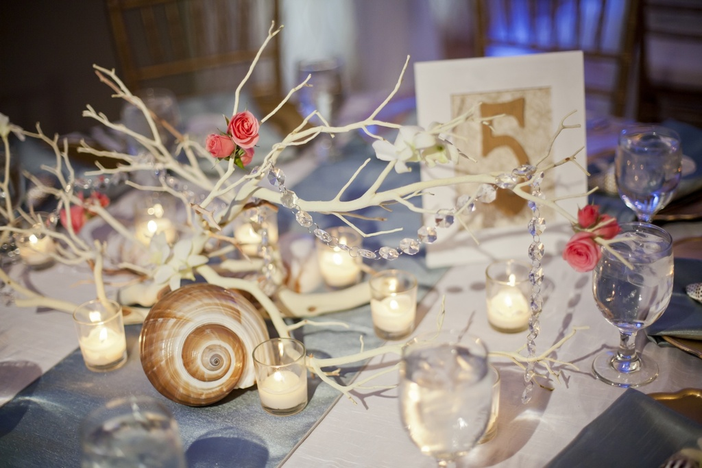 Elegant-real-wedding-summer-beach-theme-reeption-decor.full