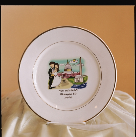 Weddings & Anniversary Plates