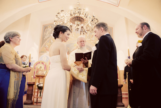 photo of DIY Wedding in Santa Fe: Traditional Meets Offbeat