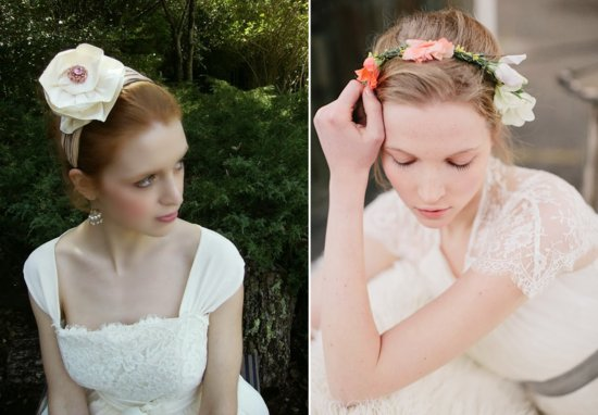 8 ways to wear flowers down the wedding aisle 3