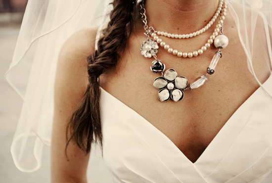 Gorgeous Chunky & Offbeat Bridal Jewelry