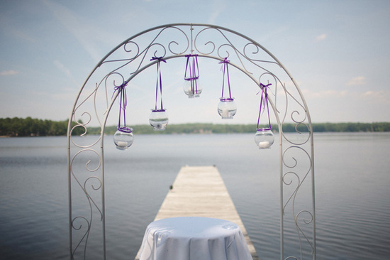DIY Ceremony Arch