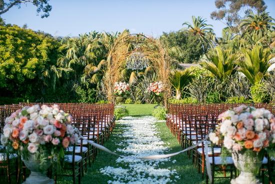 photo of Romantic Real Wedding in Santa Barbara