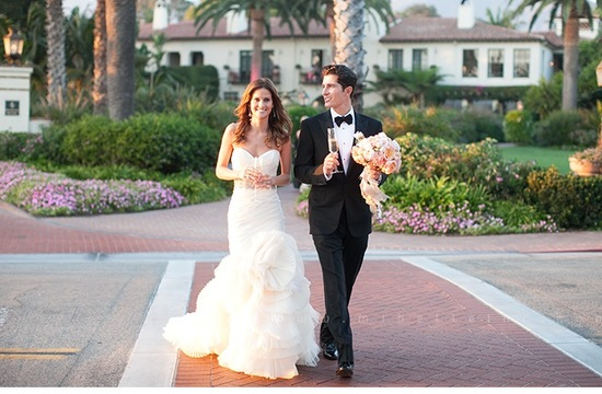 Real Wedding at the Four Seasons Santa Barbara 9