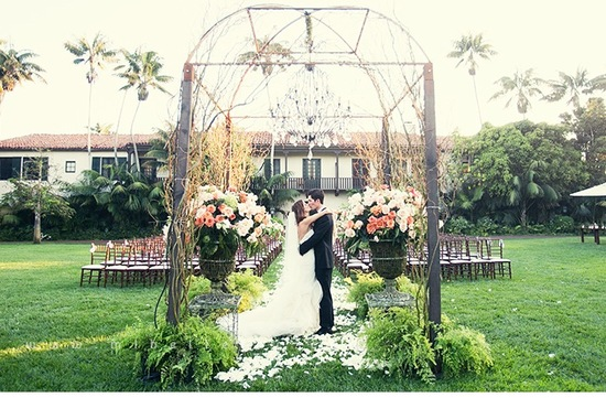 Real Wedding at the Four Seasons Santa Barbara 7