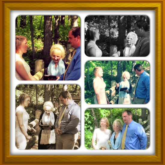 Rev. Jewel Olson:Custom Wedding Ceremonies