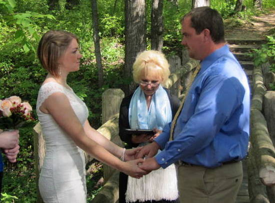 Rev. Jewel Olson: Custom Wedding Ceremonies