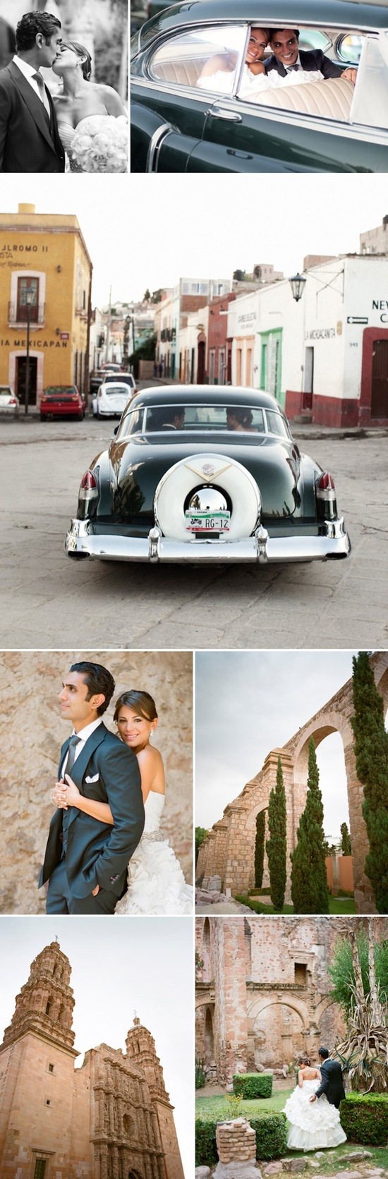 Bright destination wedding in Mexico by Aaron Delesie 8