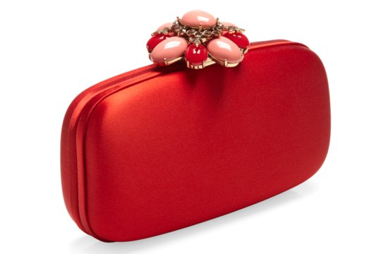 Bridal Trend Alert Statement Wedding Clutches