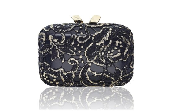 bridal trend alert statement wedding clutches 1