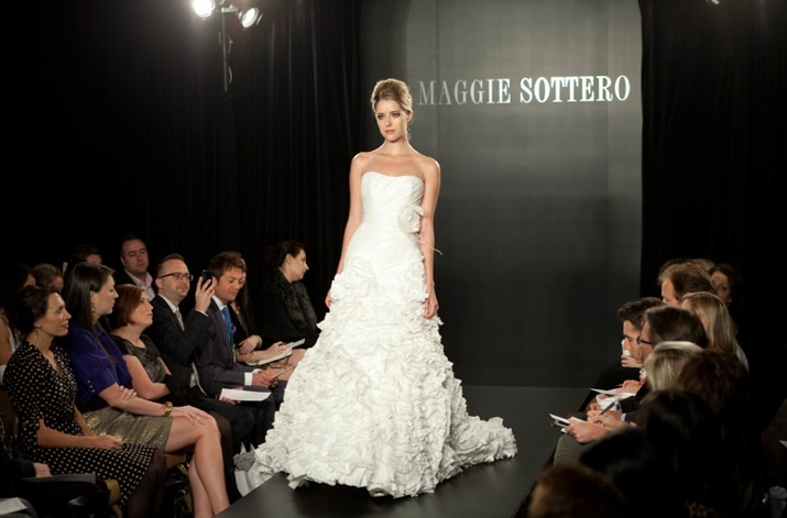 Fall 2012 wedding dress by Maggie Sottero- 10
