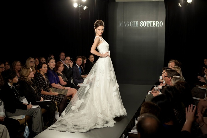 Fall 2012 wedding dress by Maggie Sottero- 7