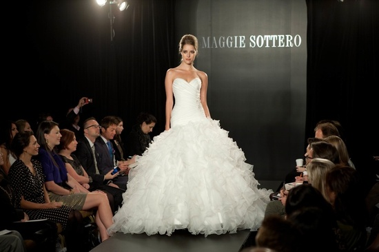 Fall 2012 wedding dress by Maggie Sottero- 5