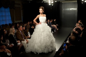 photo of Maggie Sottero wedding dresses, Fall 2012