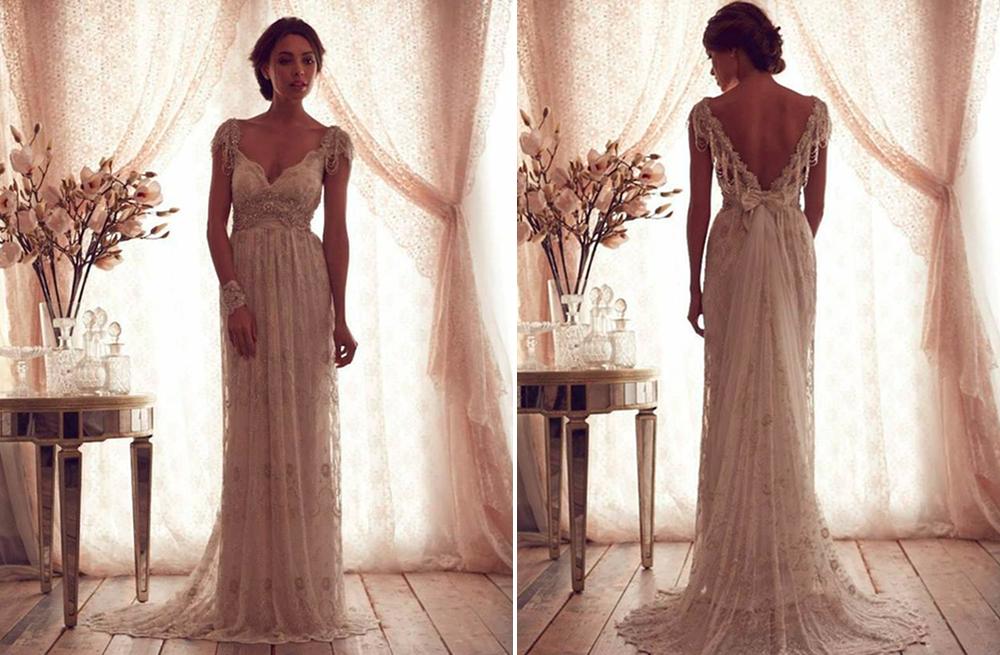Anna Campbell Wedding Dress Gossamer Bridal Collection 2