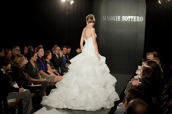 Fall 2012 wedding dress by Maggie Sottero- 2