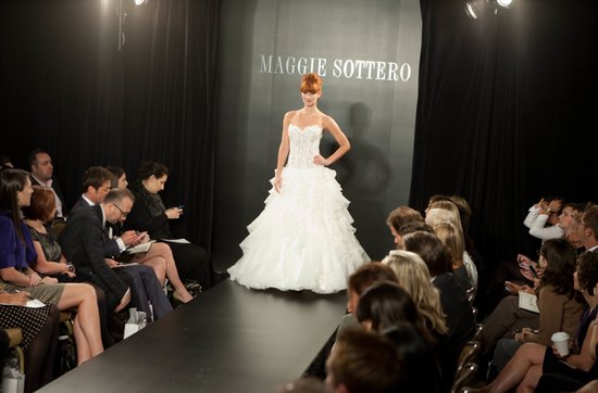 Fall 2012 wedding dress by Maggie Sottero- 1