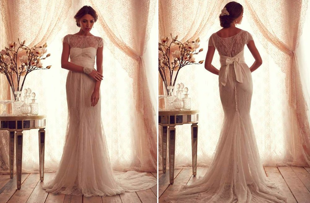 Anna campbell wedding dress gossamer bridal collection 16 for Where to buy anna campbell wedding dresses