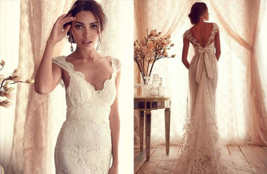 Anna Campbell wedding dress Gossamer bridal collection 17