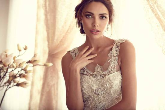 Anna Campbell wedding dress Gossamer bridal collection 13