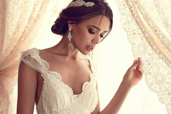 Anna Campbell wedding dress Gossamer bridal collection 12