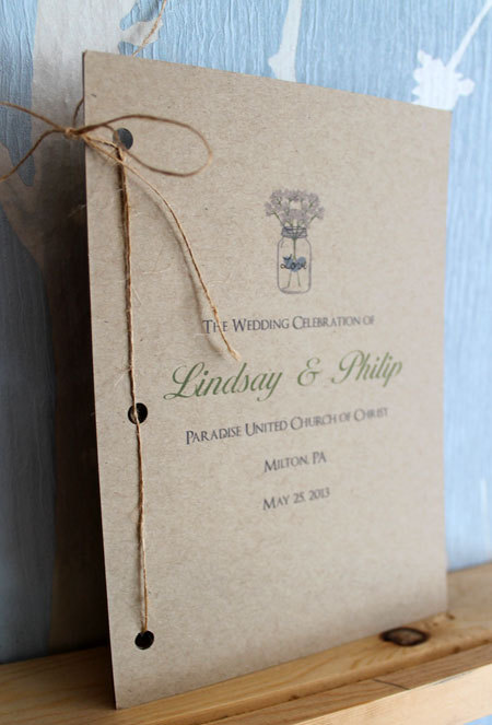 Vintage Wedding Stationery