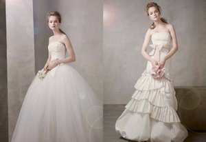 photo of White by Vera Wang bridal collection