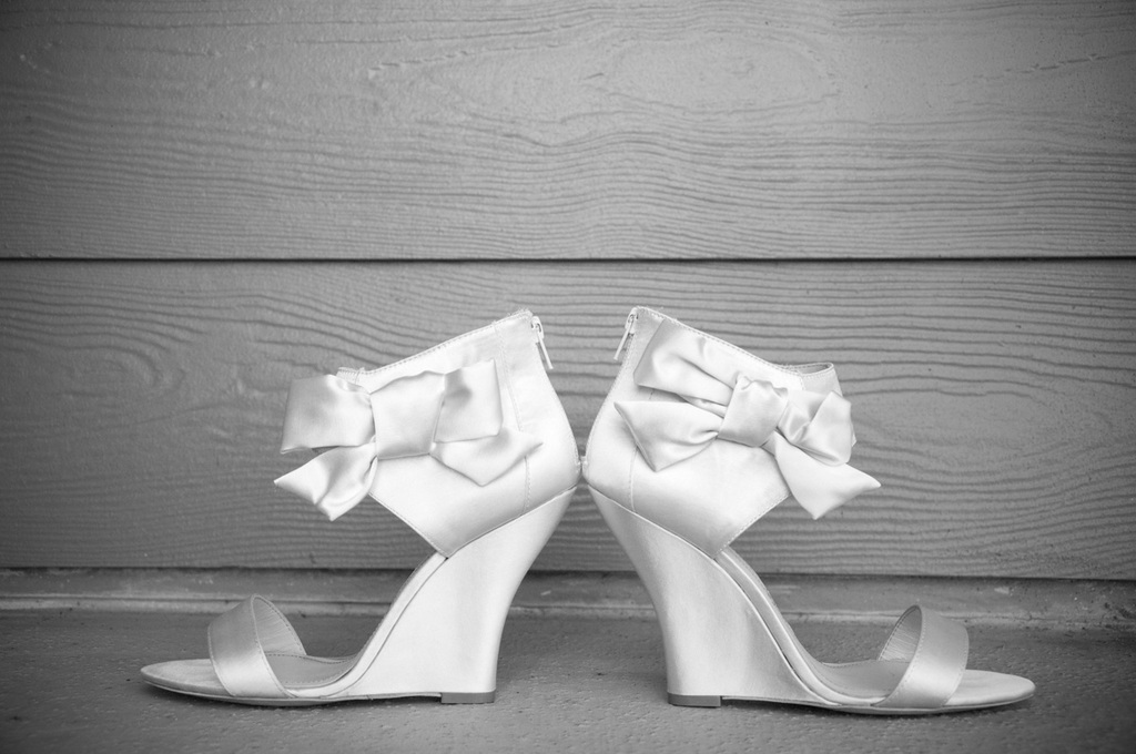 Romantic Pour La Victoire Bridal Shoes