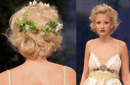 Romantic wedding hair and makeup- 3