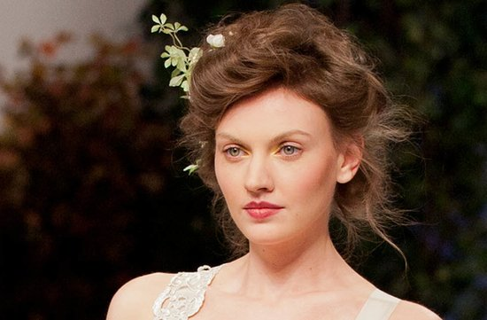Romantic wedding hair and makeup- 2