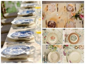 photo of Vintage Inspired Tabletops 2