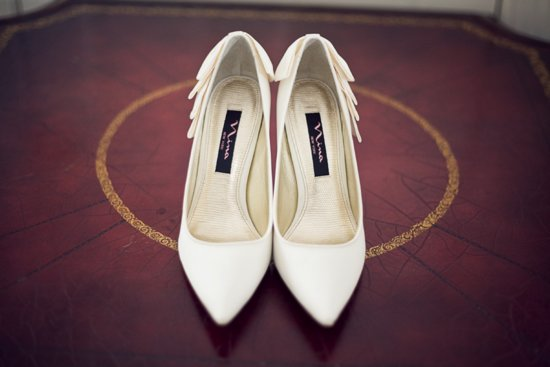 photo of Nina wedding shoes