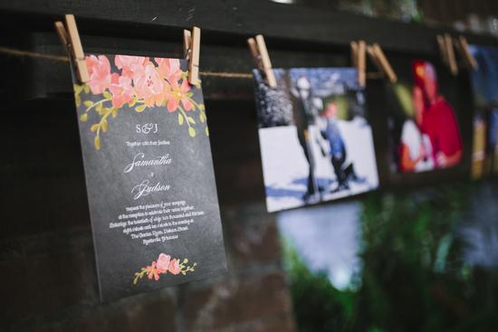 photo of Real Wedding Sneak Peek: Summer Floral Fantasy