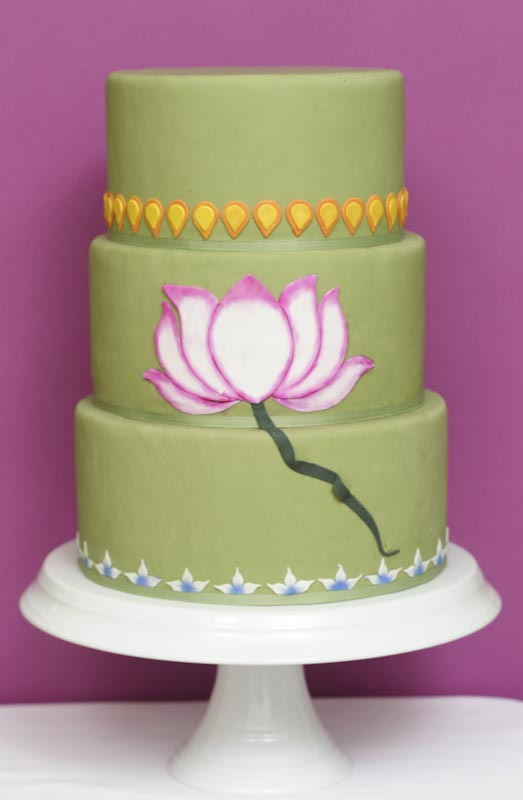 photo of Erica O'Brien Cake Design