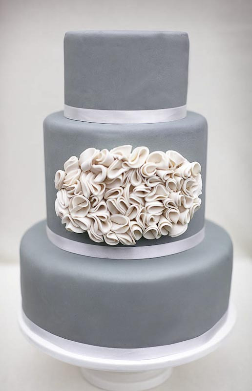 photo of Creative wedding cake inspiration from Erica OBrien
