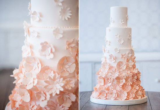 Amazing wedding cakes by Bobbette and Belle 5