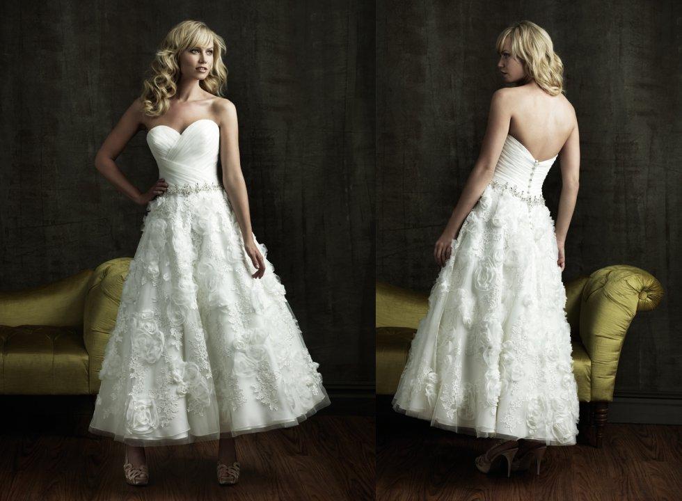 Tea-length-wedding-dress-allure-vintage-inspired-bridal-gowns.full