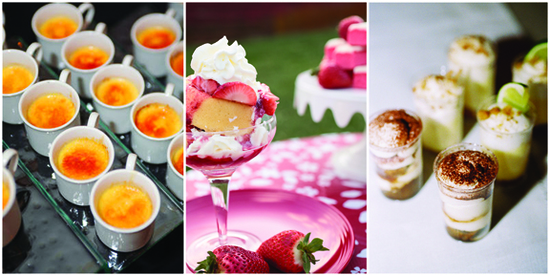 photo of Beyond the Wedding Cake: Alternative Desserts