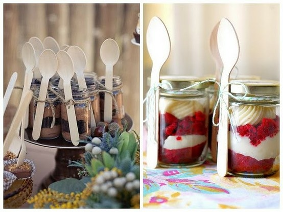 diy wedding ideas mason jars vintage wedding style 3