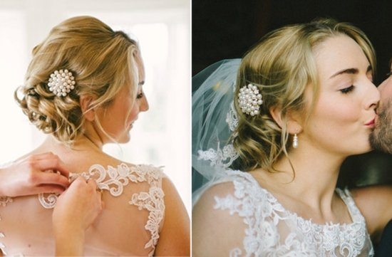 Unique wedding updos for 2013 2014 brides 2