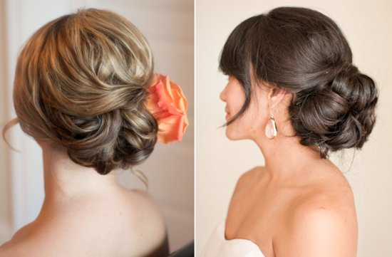 Unique wedding updos for 2013 2014 brides 4